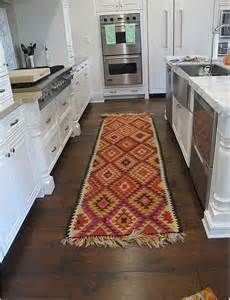 painted kitchen rug