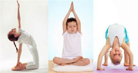 imagenes yoga para niños yoga para ni 241 os beneficios ejercicios y m 225 s relajemos com