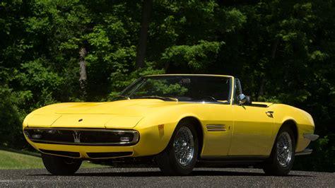1969 Maserati Ghibli 1969 maserati ghibli 4 9 spyder s121 monterey 2016