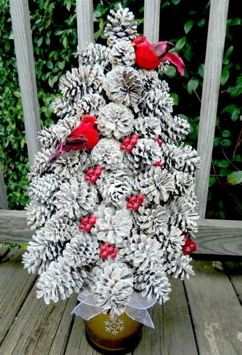 pine cone tree craft project pretty pine cone tree craft allfreechristmascrafts