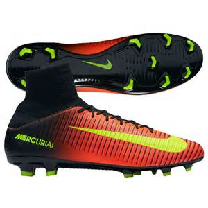 Soccer Cleats Nike Mens Mercurial Veloce Iii Fg Firm Ground Soccer
