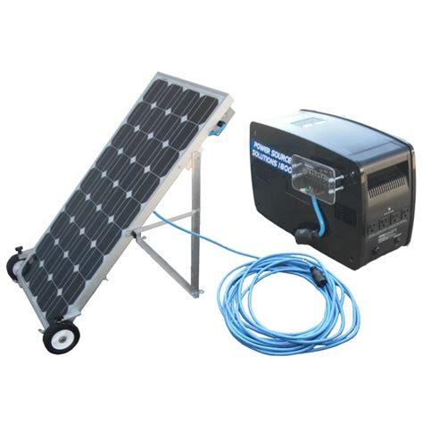 solar generator as a backup solar generator review