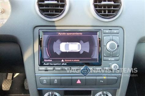 Navigation Plus Audi by Audi Navigation Plus Rns E Media Led 8p0035193g Audi