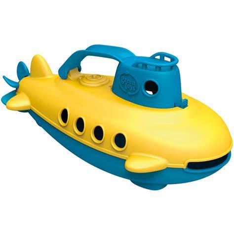 bathtub submarine yellow submarine bigjigs gtsuby1033 boats subs