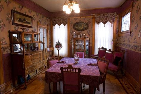 victorian dining rooms images  pinterest