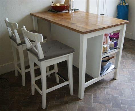 kitchen island stools ikea kitchen island breakfast bar with stools ikea quot stenstorp