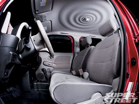nissan cube interior nissan cube compact car magazine