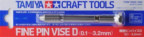 74049 Tamiya Basic Drill Set 1 1 5 2 2 5 3 Mm tamiya 74050 pin vise d 0 1 3 2mm