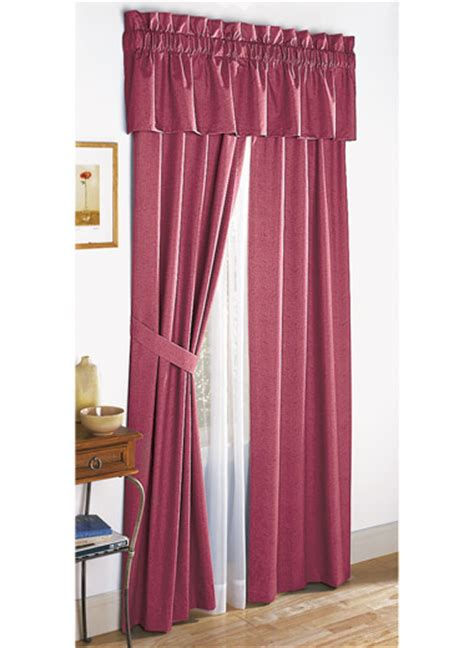 thermal backed drapes thermal backed pinch pleat draperies and accessories