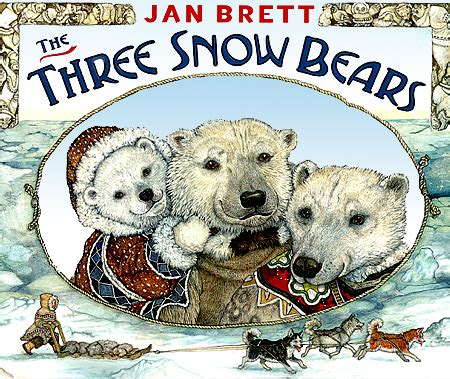 Barnes And Noble Coloring The Three Snow Bears
