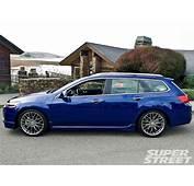 2011 Acura TSX Sport Wagon  New Car Joy Ride Photo