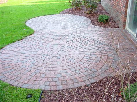 how to seal a paver patio sealed brick paver patio brick pavers