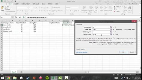 vlookup tutorial video download excel tutorial vlookup youtube