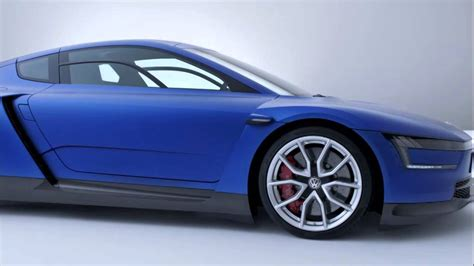 volkswagen xl1 sport vw xl1 sport youtube