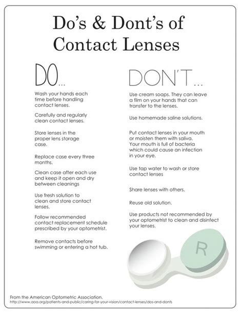 tips and solution contact lens helpful tips and lenses on pinterest