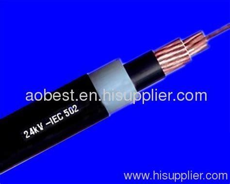 Kabel Xlpe 20 Kv 0 6 1kv 12 20kv 35kv xlpe insulated power cable from china manufacturer zhengzhou aobest