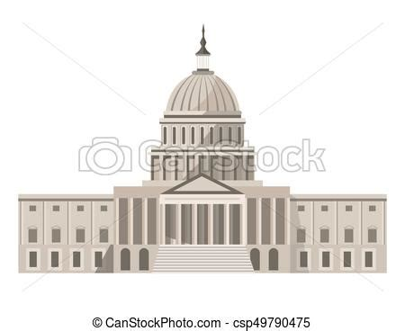 united states capitol building coloring page famous united states capitol building isolated cartoon