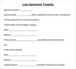 Art Loan Agreement Template sample loan agreement 6 free documents download in pdf