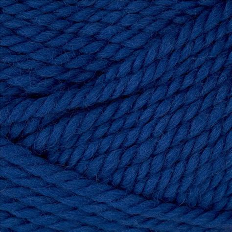 wool drapery fabric patons classic wool bulky yarn 89132 royal blue