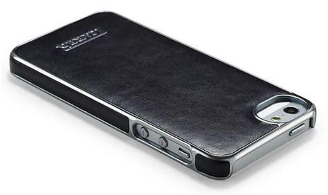 Iphone 55s Electroplating High Class icarer iphone 5 5s electroplating genuine leather back