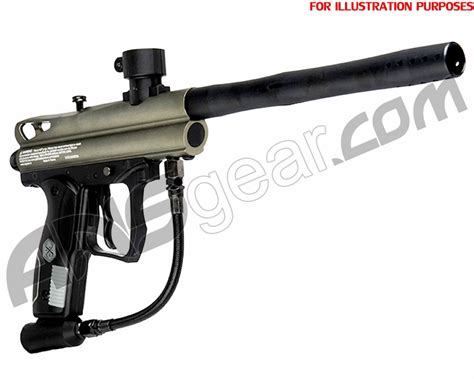 2012 spyder victor paintball gun black