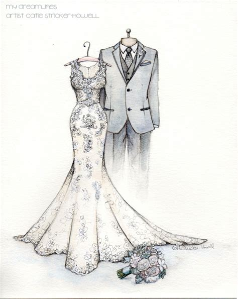 wedding dresses drawings wedding dress sketch from the groom to the