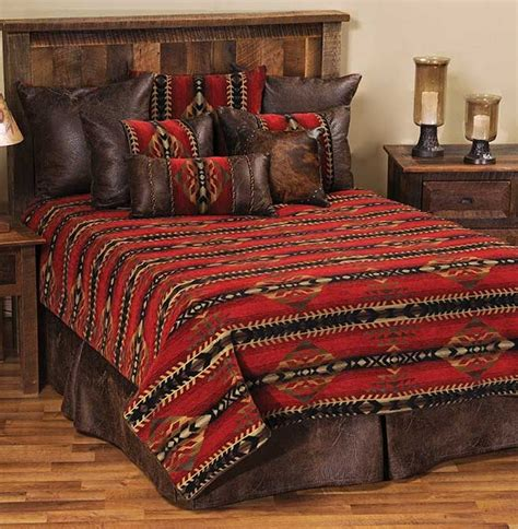 Southwestern Style Bedding Sets 52 Best Images About Bedding For Western Southwestern Cabin And Lodge Decor On Pinterest