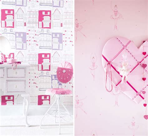 girly teenage wallpaper house room wallpaper august 2012