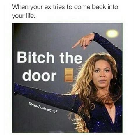 How To A Detox Talk With Your Ex by Follow Badgalronnie For More Beyonce Memes
