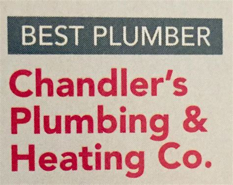 Chandler's Plumbing and Heating Co, Inc   Home   Facebook