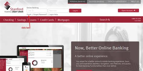 stanford federal credit union banking login