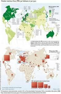 produit int 233 rieur brut par habitant et par pays 2004