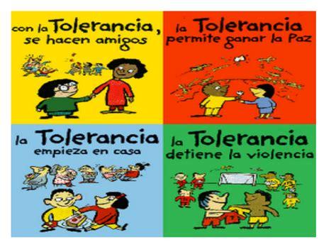 en favor de la tolerancia la tolerancia monografias com