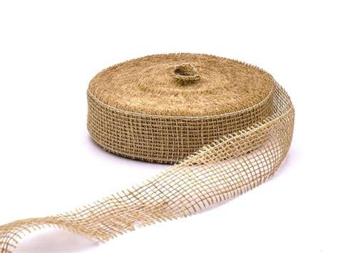 tischdeko jute band jute band natur 5cm breit 40m vorteilsrolle bei tischdeko sh