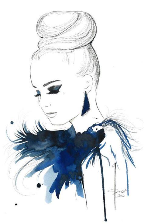 fashion illustration nature fashion illustrations by durrant fashion