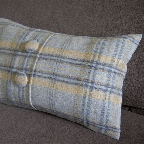 Wool Handmade - handmade abraham moon wool cushion by weft bespoke design