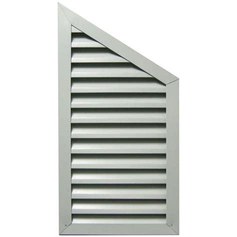 gable end attic exhaust aluminum gable vents metal gable vents aluminum gable vent