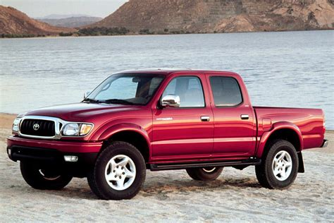 Toyota Tacoma Prices 2001 Toyota Tacoma Reviews Specs And Prices Cars