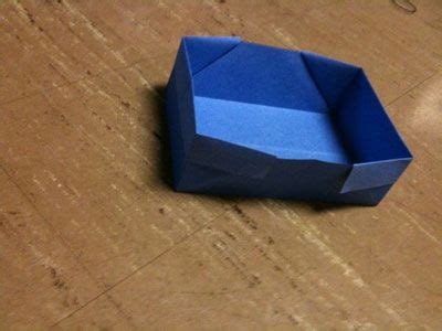 Origami Rectangle Box - origami rectangle box origami