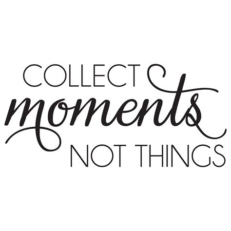 Wall Stickers Bible Verses collect moments not things wall quotes decal wallquotes com