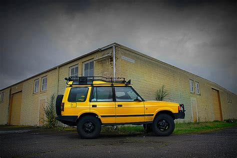 yellow land rover discovery 1997 land rover discovery xd my current vehicle