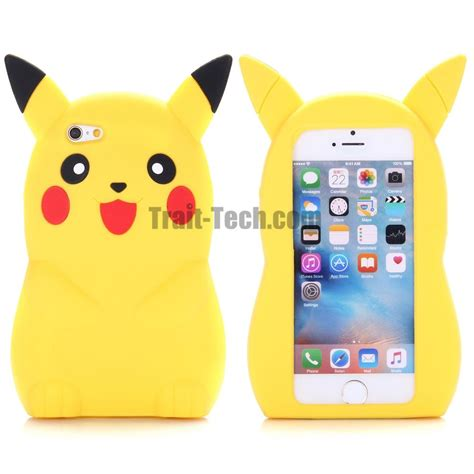 Iphone 5 5s Soft Silicon Back Cover 3d Doraemon Casing go 3d pikachu soft silicone back cover for