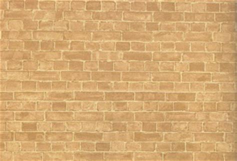 brick paper for dolls house wall paper
