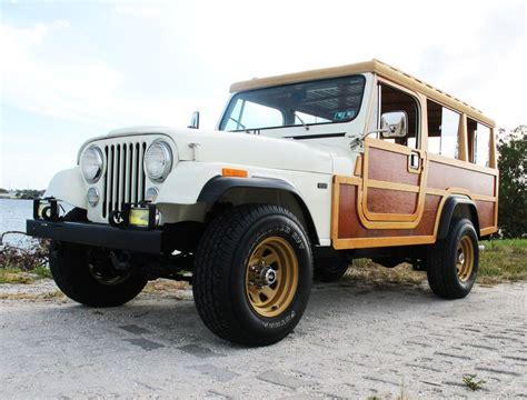 jeep scrambler custom across the block carlisle auctions lakeland florida