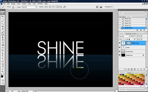 lettering tutorial italiano photoshop tutorial italiano effetto text trasparente 1di2