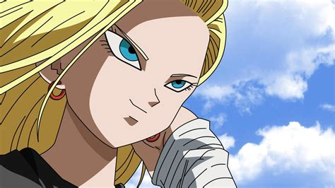 dragon ball z wallpaper android download android 18 full hd wallpaper and background image