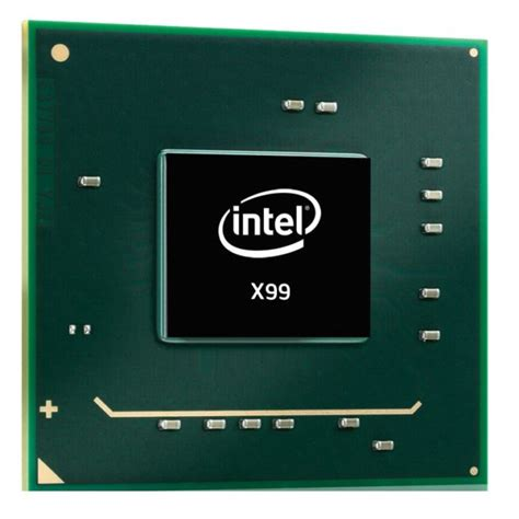 intel c610 series chipset and intel x99 chipset pch spec intel reportedly preparing x99 chipset to power future