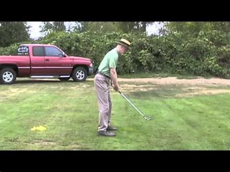 right leg in the golf swing the golf swing elbows left arm right leg youtube