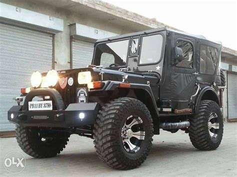 Brand New Jeep Brand New Jeep With Toyota 3s Engine Which Is Hyderabad