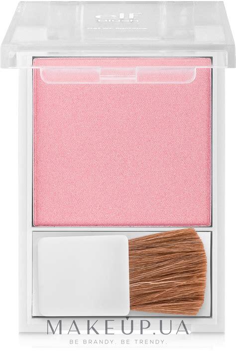 E L F Essential Blush With Brush makeup e l f essential blush